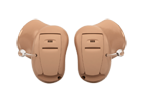 Completely in the Canal (CIC) hearing aid styles