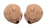 The in the ear (ITE) hearing aid style