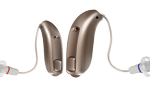 Receiver In The Ear (RITE) hearing aid style